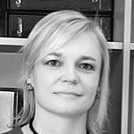 Олена Сергєєва, Cтарший тьютор Единбурзької бізнес-школи Східна Європа, викладає курси «Організаційна поведінка», «Лідерство»